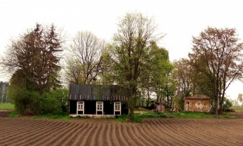 Zdjęcie POLSKA / Mazowsze / Sobanice / Wsi spokojna, wsi wesoła