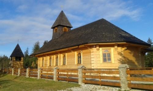 Zdjęcie POLSKA / Beskid Śląski / w drodze na Baranią / Stecówka