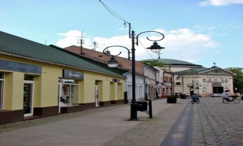Zdjęcie POLSKA / województwo łódzkie / Skierniewice / Ulica Senatorska