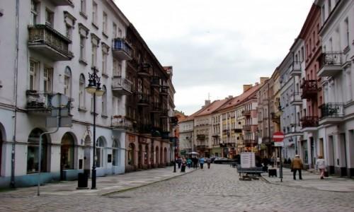 POLSKA / województwo wielkopolskie / Kalisz / Kalisz-ulica Śródmiejska