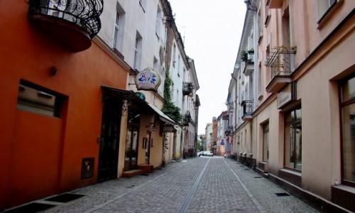POLSKA / województwo wielkopolskie / Kalisz / Kalisz-ulica Piskorzewska