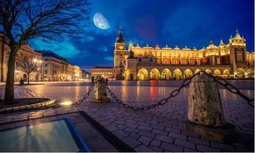 Zdjecie POLSKA / Małopolska / Kraków / Rynek w Krakowie