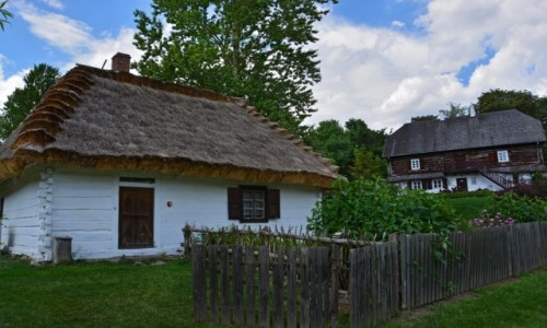 Zdjecie POLSKA / Lubelskie / Lublin / Skansen Lublin