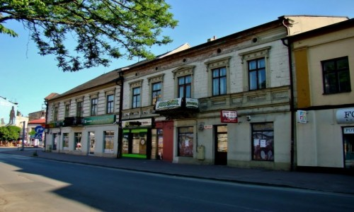 Zdjecie POLSKA / województwo łódzkie / Radomsko / Ulica Reymonta
