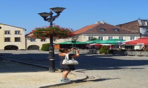 Zdjęcie POLSKA / śląskie / Tarnowskie Góry / Rynek w Tarnowskich Górach