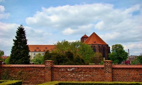 Zdjęcie POLSKA / województwo dolnośląskie / Wrocław / Ostrów Tumski