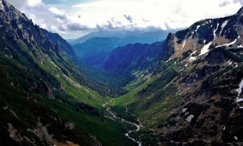 Zdjęcie POLSKA / Tatry Wysokie / Buczynowa Dolinka / Dolina Roztoki