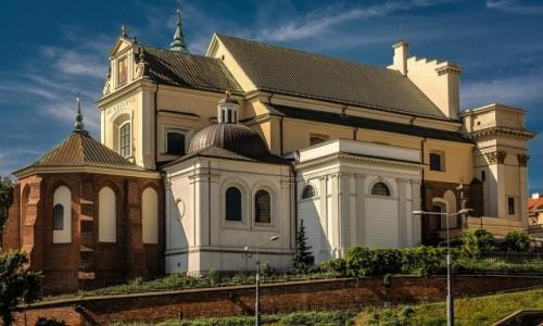 POLSKA / mazowsze / Warszawa / Kościół św. Anny