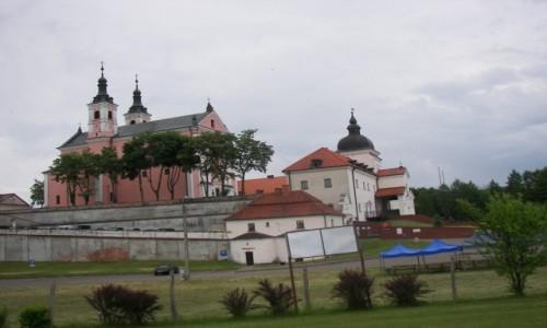 Zdjecie POLSKA / - / Wigry / Klasztor Kamedułów