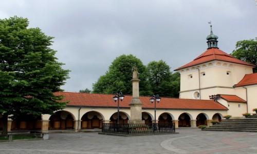 Zdjęcie POLSKA / województwo małopolskie / Kalwaria Zebrzydowska / Sanktuarium Maryjno-Pasyjne