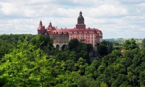 POLSKA / Dolny Śląsk / zamek Książ / trzeci...