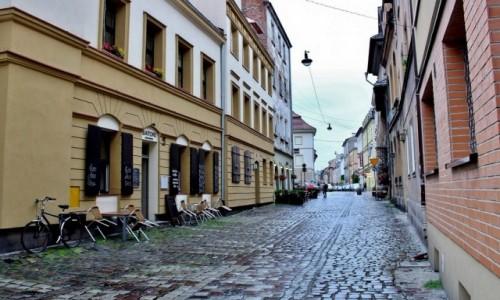 POLSKA / województwo małopolskie / Kraków / Uliczki Krakowa-ulica Józefa