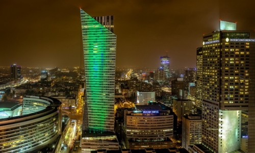 POLSKA / . / Warszawa / .