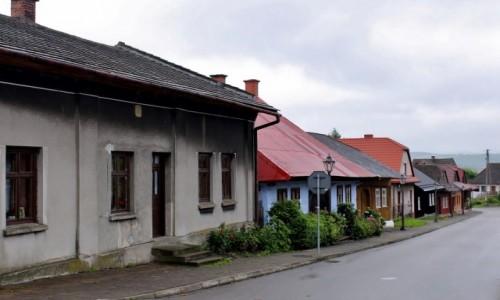 POLSKA / województwo małopolskie / Lanckorona / Lanckorońskie domki