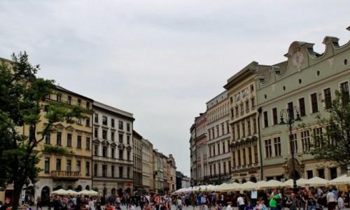 POLSKA / województwo małopolskie / Kraków / Uliczki Krakowa-ulica Grodzka
