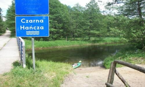 Zdjęcie POLSKA / Suwalszczyzna / Giby / Spływ Czarna Hańcza