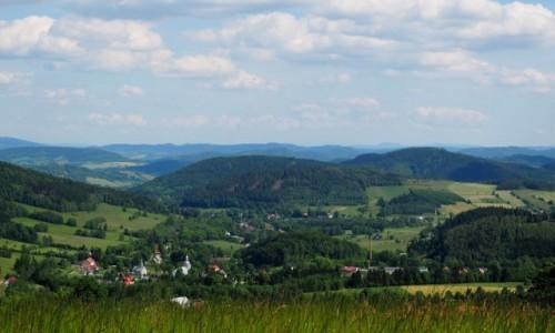 Zdjęcie POLSKA / Dolny Śląsk / Rudawski Park Krajobrazowy - Leszczyniec / zakochać się nietrudno...