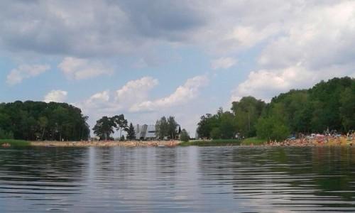 Zdjęcie POLSKA / opolskie / Turawa / Jezioro Średnie w Turawie