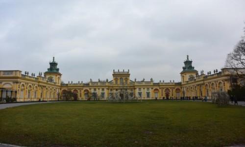 POLSKA / - / Muzeum Pałacu Króla Jana III w Wilanowie / Pałac  w Wilanowie
