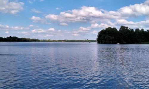 Zdjecie POLSKA / Warmia / Wilimy / jezioro Dadaj...