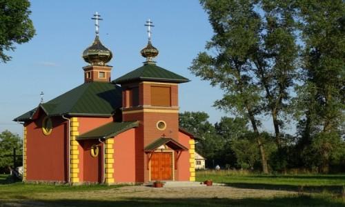 POLSKA / Podlasie / Zbucz / Cerkiew w Zbuczu