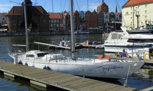 Zdjecie POLSKA / Gdańsk / marina / Copernicus