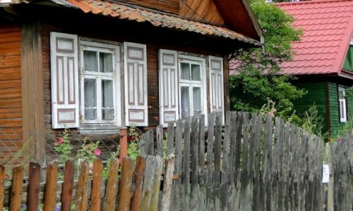 POLSKA / Podlasie / Trześcianka / Pozdrowienia z Podlasia - Trześcianka