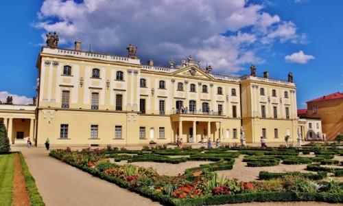 Zdjęcie POLSKA / województwo podlaskie / Białystok / Pałac Branickich