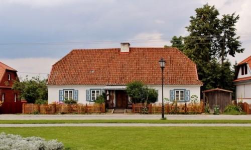 Zdjęcie POLSKA / województwo podlaskie / Tykocin / Tykociński domek
