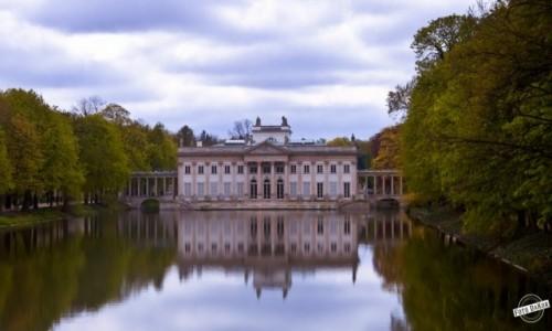 Zdjecie POLSKA / Warszawa / Pałac Łazienkowski / Pałac Łazienkowski