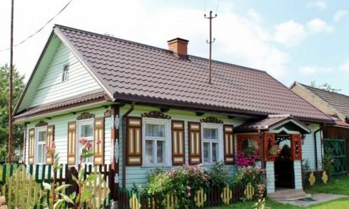 Zdjęcie POLSKA / województwo podlaskie / Soce / Ładna chatka