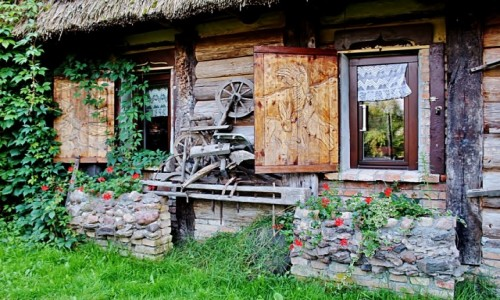 Zdjęcie POLSKA / województwo podlaskie / Kruszyniany / Zajazd Tatarski