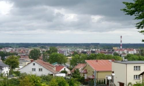 POLSKA / pomorskie / Reda / Widok na miasto