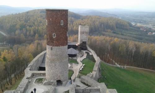 Zdjecie POLSKA / - / Chęciny / Zamek Królewski w Chęcinach