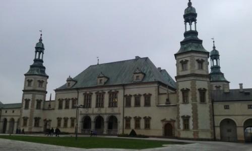 Zdjecie POLSKA / - / Kielce / Muzeum Narodowe w Kielcach - Dawny Pałac Biskupów Krakowskich