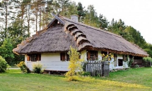 POLSKA / województwo podlaskie / Wasilków / Podlaskie Muzeum Kultury Ludowej