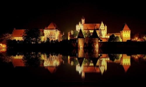 POLSKA / Pomorskie  / Malbork / Zamek