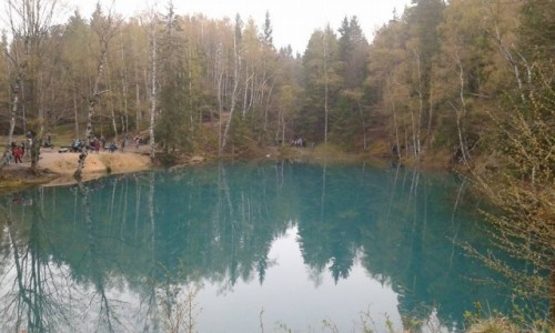 Zdjecie POLSKA / - / Rudaway Janowickie / Kolorowe Jeziorka w Rudawskim Parku Krajobrazowym