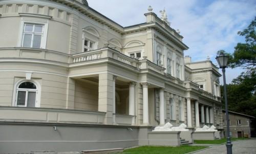 Zdjęcie POLSKA / kolski / Kościelec / Pałac