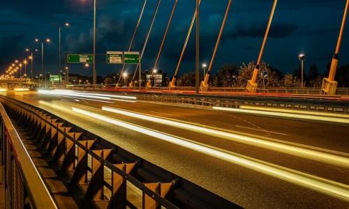 Zdjecie POLSKA / mazowsze / Warszawa / Most Siekierkowski