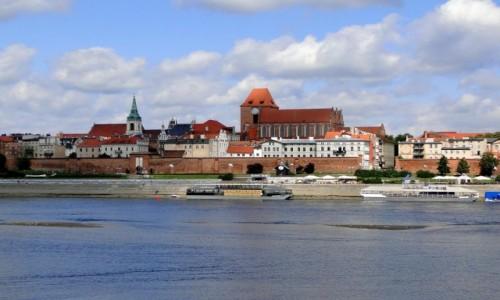 Zdjęcie POLSKA / kujawsko-pomorskie / Toruń / Z serii: spacerkiem po Toruniu.