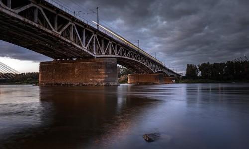 Zdjęcie POLSKA / mazowsze / Warszawa / Most Średnicowy