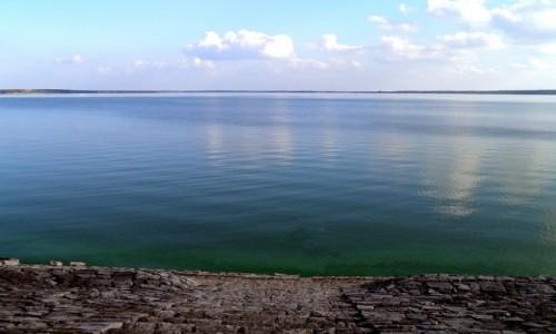 Zdjęcie POLSKA / opolskie / Turawa / Nad jeziorem turawskim