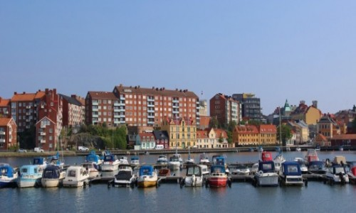 Zdjęcie POLSKA / Blekinge / Karlskrona / Karlskrona - widok ze Stakholmen