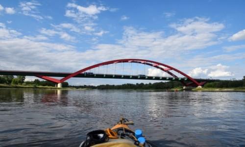 Zdjecie POLSKA / woj. lubelskie / Puławy / Nowy most w Puławach