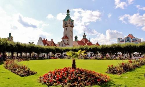 Zdjęcie POLSKA / województwo pomorskie / Sopot / Latarnia morska