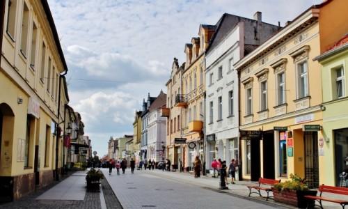 Zdjecie POLSKA / województwo kujawsko-pomorskie / Chełmno / Ulica Grudziądzka
