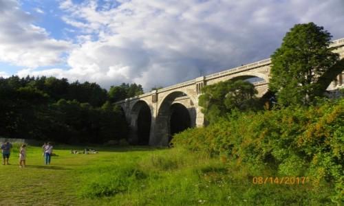 POLSKA / Suwalszczyzna / Stańczyki / Mosty w Stańczykach