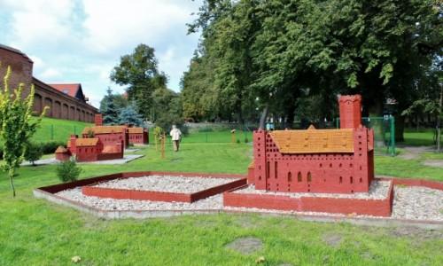 Zdjecie POLSKA / województwo kujawsko-pomorskie / Chełmno / Park Miniatur Zamków Krzyżackich