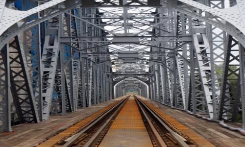 POLSKA / Podlasie / Fronołów / Most